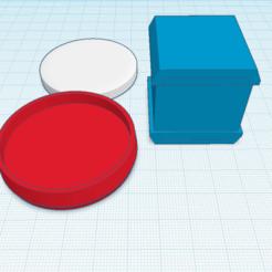 Télécharger objet 3D gratuit Pow Block amiibo sur mesure, Cart3r