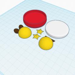Modelos 3D gratis Amiibo Starlow personalizado, Cart3r