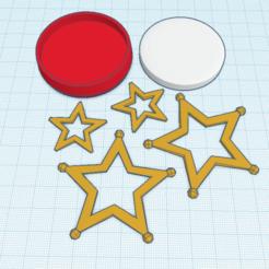 Télécharger plan imprimante 3D gatuit Lancement personnalisé Star amiibo, Cart3r