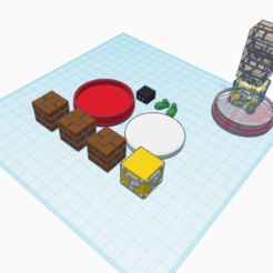 Télécharger objet 3D gratuit Blockhopper Amiibo sur mesure, Cart3r