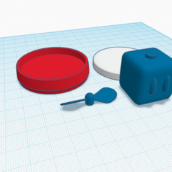 Download free 3D printing templates Custom Propeller Block amiibo, Cart3r