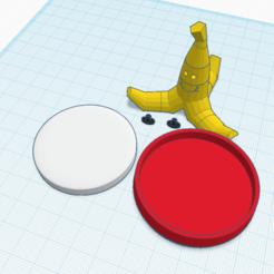 Descargar archivo 3D gratis Mariokart personalizado Banana amiibo, Cart3r
