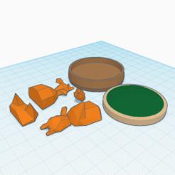 Download free 3D printing designs Custom Redd amiibo, Cart3r