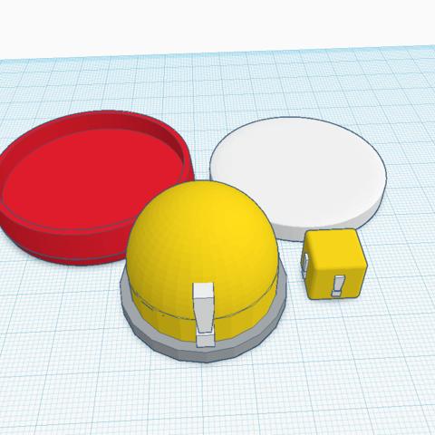 Télécharger fichier impression 3D gratuit Commutateur personnalisé Palace amiibo, Cart3r
