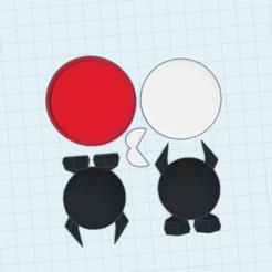 Download free STL file Custom Bully(Mario 64) amiibo, Cart3r