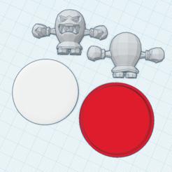 Télécharger fichier impression 3D gratuit Broozer amiibo sur mesure, Cart3r