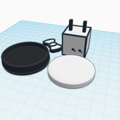 Download free 3D print files Custom Qucy amiibo, Cart3r
