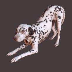 Impresiones 3D gratis Dalmatian, Hardesigner