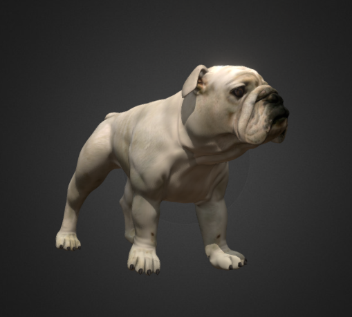 Captura.PNG Download free STL file Bulldog • 3D printable template, Hardesigner