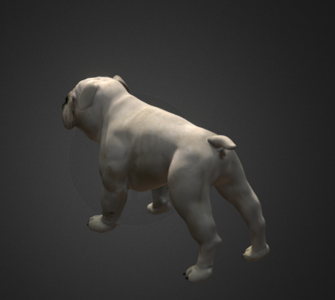 Captura2.PNG Download free STL file Bulldog • 3D printable template, Hardesigner