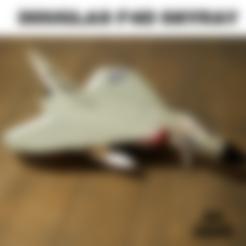 01-FWD fuselage.stl Download STL file DOUGLAS F4D SKYRAY  • 3D printer object, 3DprintedArmy