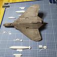 PDF GUIDE (2).png Download STL file DOUGLAS F4D SKYRAY  • 3D printer object, 3DprintedArmy
