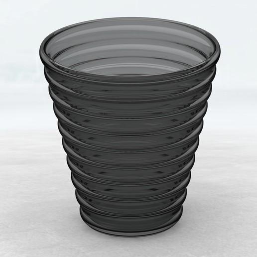 Download free 3D print files glass, przemek