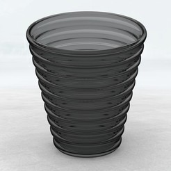Download free STL file glass • 3D printable object, przemek