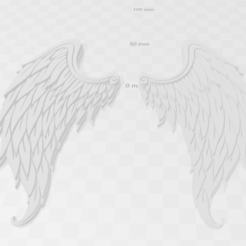 alas.png Download free STL file WINGS • 3D printing template, hassesino