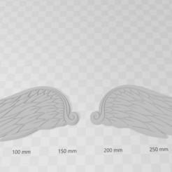 Download free 3MF file WINGS • 3D printing template, hassesino