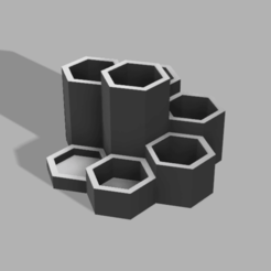 Download free 3D printing designs plant holder , wynsyoran