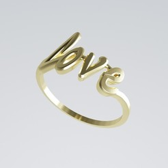 Download free 3D printing models Ring, MaKsi3D
