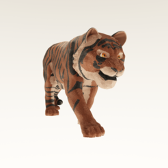 Imprimir en 3D Tigris, MaKsi3D
