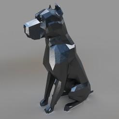 dog.jpg Download 3DS file friend of man • 3D print design, MaKsi3D
