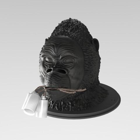 Diseños 3D Mono, MaKsi3D