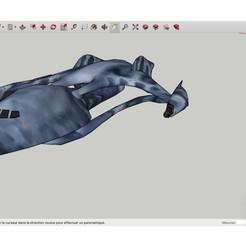 Download free 3D printer designs SNUB-NOSE_WHITE_SpaceShip, rostchup228