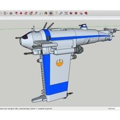 Download free 3D printing models MG-100_Star_Fortress_Star_Star_Wars, rostchup228