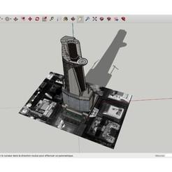Descargar modelo 3D gratis Avenger_Stark_Tower, rostchup228