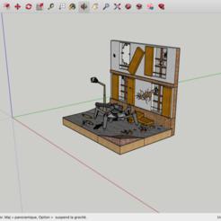 Télécharger fichier STL gratuit Meka Sillage • Objet à imprimer en 3D, rostchup228