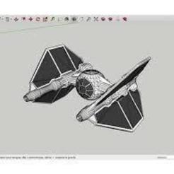 Descargar diseños 3D gratis Tie_Invader_Star_Wars, rostchup228