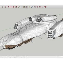 Download free 3D print files Promostomo_SpaceShip, rostchup228