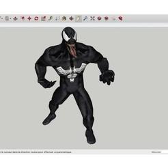 Descargar archivo 3D gratis Veneno, rostchup228