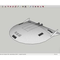 Download free 3D printer designs Lenticular_Re-Entry_Vehicle, rostchup228