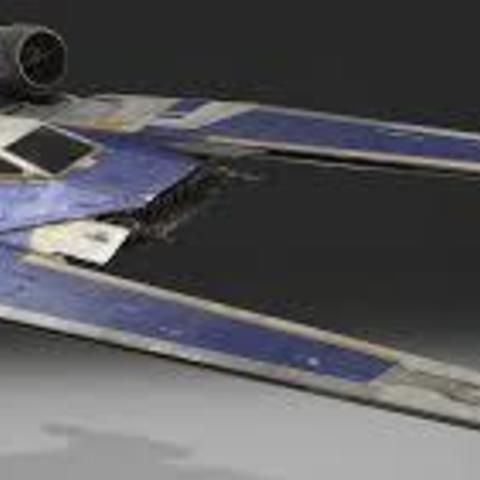 Download free STL UT-60D_U-Wing_Transport_Star_Wars, rostchup228