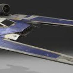 Descargar STL gratis UT-60D_U-Wing_Transport_Star_Wars, rostchup228
