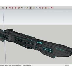 Download free STL Battleship_Proto, rostchup228
