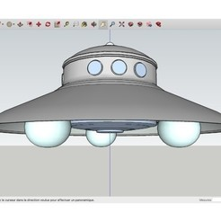 Download free STL files UFO_Nazi, rostchup228