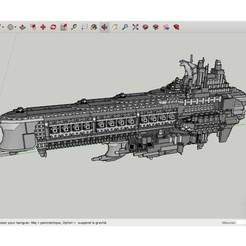 Download free 3D printing files Kitbash_Rogue_Trader_Battleships, rostchup228
