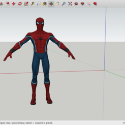 Download free 3D printer designs Spider Man Far from Home, rostchup228