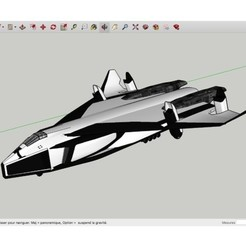 Download free 3D printer files Space_Shuttle_Avatar, rostchup228
