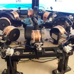 Descargar Modelos 3D para imprimir gratis Motor Perendev, rostchup228