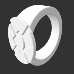 Télécharger fichier STL gratuit Latnok Ring • Plan pour imprimante 3D, rostchup228