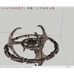 Télécharger plan imprimante 3D gatuit Star_Trek_-_Deep_Space_Nine, rostchup228