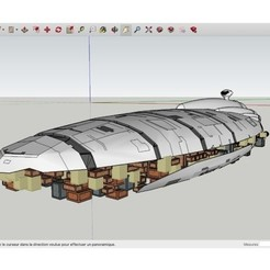 Descargar diseños 3D gratis Rebel_Transport_Star_Wars, rostchup228