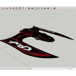 Descargar STL gratis W-D-1_SpaceShip, rostchup228