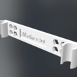 Download free 3D printer designs Dagoma Cable Support, rostchup228