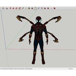 Descargar modelo 3D gratis Traje_de_Araña_El_hombre_de_la_Araña_de_hierro, rostchup228