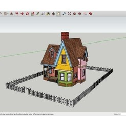 Descargar Modelos 3D para imprimir gratis Carl_Fredricksen_s_House_Disney_Pixar_s_Up, rostchup228