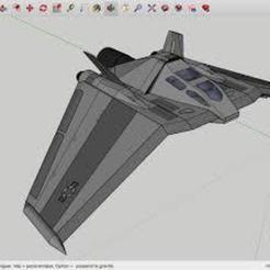 Télécharger fichier STL gratuit F-302 Stargate SG-1 • Plan à imprimer en 3D, rostchup228