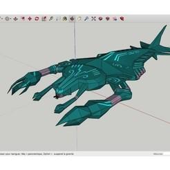 Download free STL files Leviathan_Atlantis, rostchup228